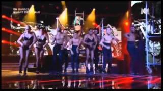 Lady Gaga - French X Factor - Edge of Glory & Judas