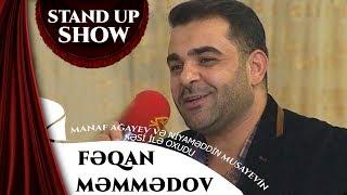 Fəqan Məmmədov -Manaf Ağayev və Niyaməddin Musayevin Səsi İlə Oxudu (Qonağım Ol - 21.11.2017)