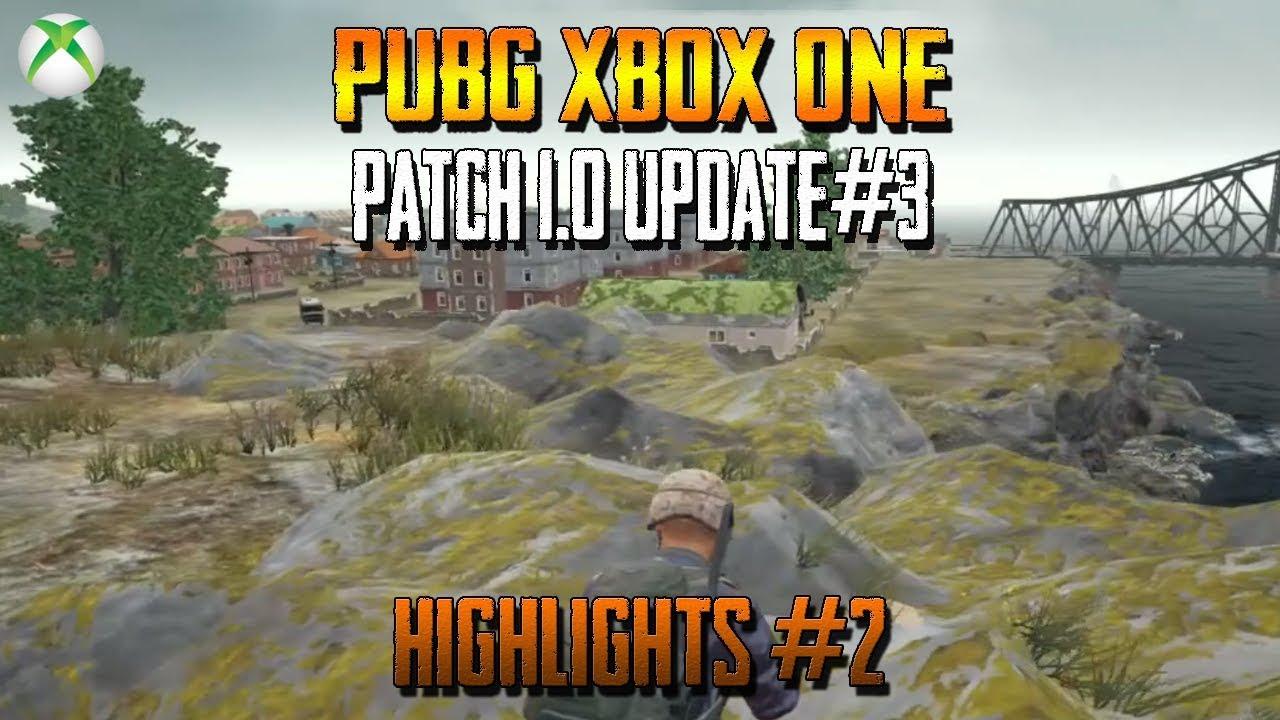 pubg xbox 1.0 gameplay