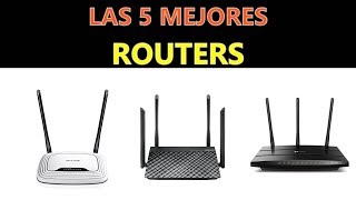 Mejores Routers 2019