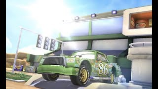 Playing Cars: Fast as Lightning-2-1-Chick Hicks!