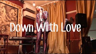 Elissa Churchill || Down with Love || Cabaret ||