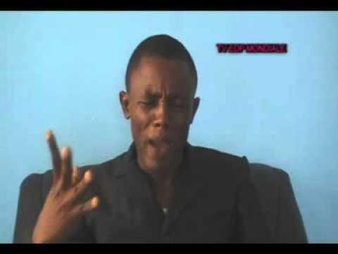 Révelation Divine de Grabriel Doufle en EWE-Togo