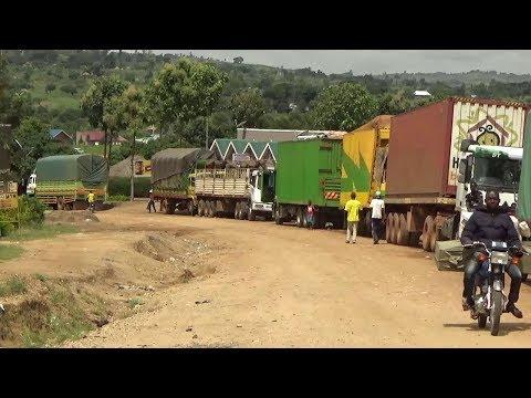 UGANDA-DRC CROSS BORDER TRADE STREAMLINED