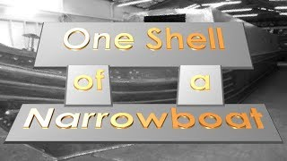 One Shell of a Narrowboat