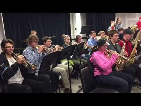Marathon High School Broadway Performance #2- Spring 2017