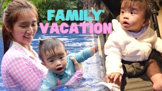 Our First Vacation with Baby Starley!
