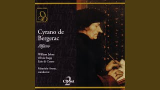 Alfano: Cyrano de Bergerac: Preferisco cantare, sognare (Act Two)