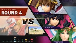 Sakurai Plays Terry Bogard's Classic Mode - Super Smash Bros. Ultimate DLC