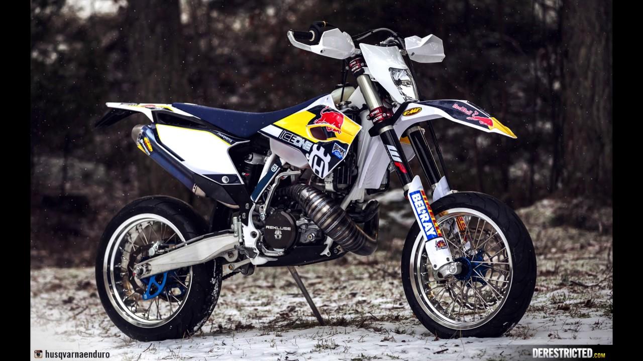 Ktm Motocross Wallpaper Hd Husqvarna 501 Tuning Husqvarna 501 Supermoto Hd