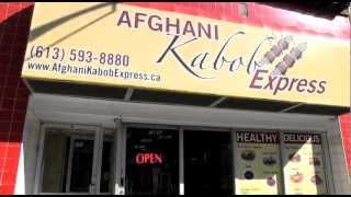 Afghani Kabob Express - 249 Bank st. Ottawa, Ontario