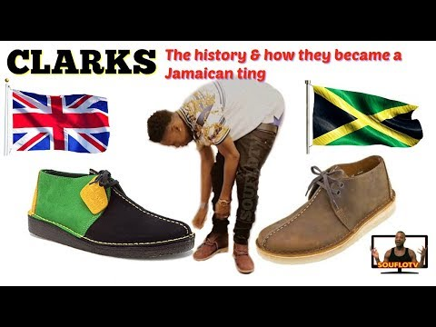 Clarks Shoes And Jamaican Culture