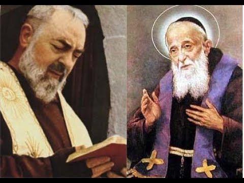 Монах Падре Пио