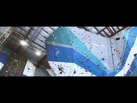 Sportrock Alexandria | Bay 3 BIG WALL 5.13 Lead Climb