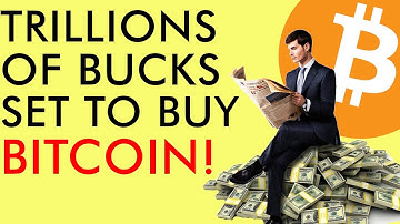 TRILLIONS OF DOLLARS READY TO BUY BITCOIN! SHOCKING ECONOMIC OUTLOOK! Crypto News 2020