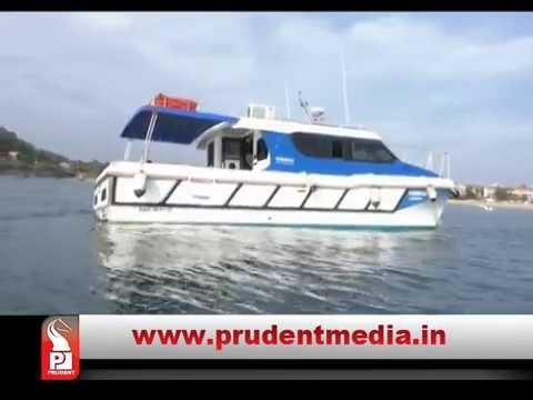 LUXURY CATAMARAN SERVICES FROM VASCO TO PANAJI _Prudent Media Goa