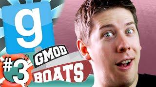 GMod Boats #3 - Width Vs. Length (Garry's Mod)