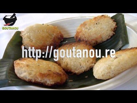Gateau manioc goutanou