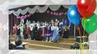 Презентация 4В класса 40 школы города Тюмени