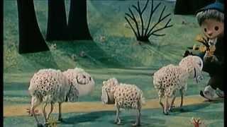 Sandmann kommt mit einem Esel - Folge mit Pittiplatsch, Schnatterinchen und Moppi