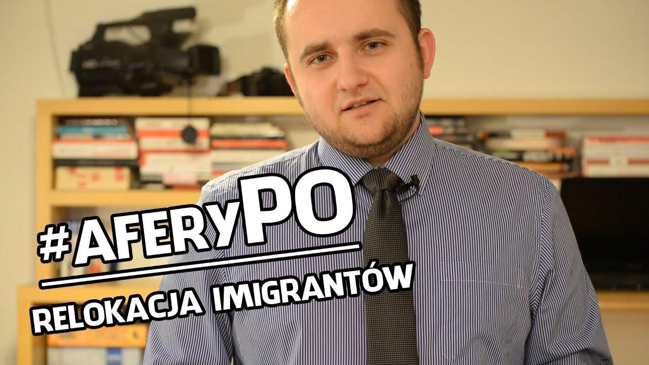 #AferyPO | Zdrada Polski i Grupy Wyszehradzkiej w sprawie relokacji uchodźców