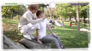[Indo Sub] 131203 EXO - Nature Republic BTS