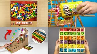 4 Best DIY Candy Compilation