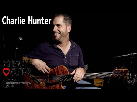 Charlie Hunter Interview - Everyone Loves Guitar #236