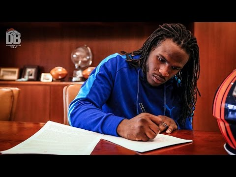 BTV: 1-on-1 with new Broncos running back Jamaal Charles