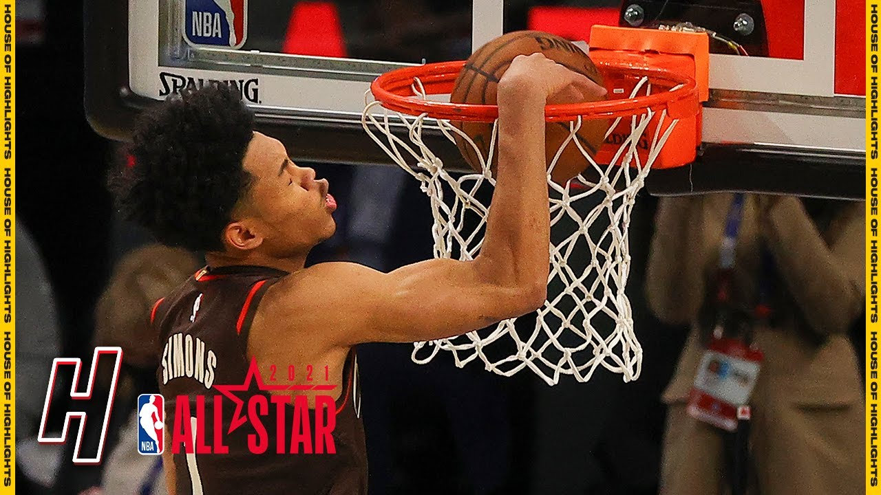Download 2021 NBA Dunk Contest - Full Highlights