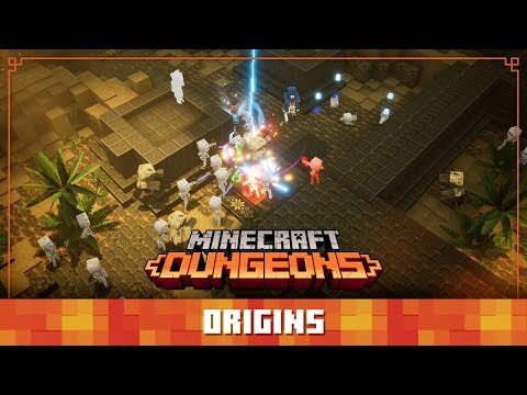Minecraft Dungeons Diaries: Origins