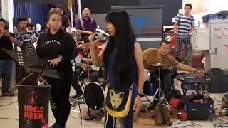 PenGemis cinTa - Adik Ella turun di Bukit Bintang - feat RETMELO BUSKERS.