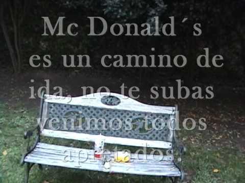 Martin Dominguez Mc Donald´s Corto