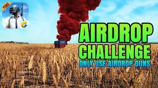 AIRDROP CHALLENGE - PUBG Mobile | Lightspeed Version