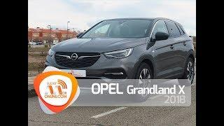 Opel Grandland X 2018 / Al volante / Prueba dinámica / Review / Supermotoronline.com