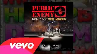 Public Enemy - Man Plans God Laughs [FULL ALBUM]