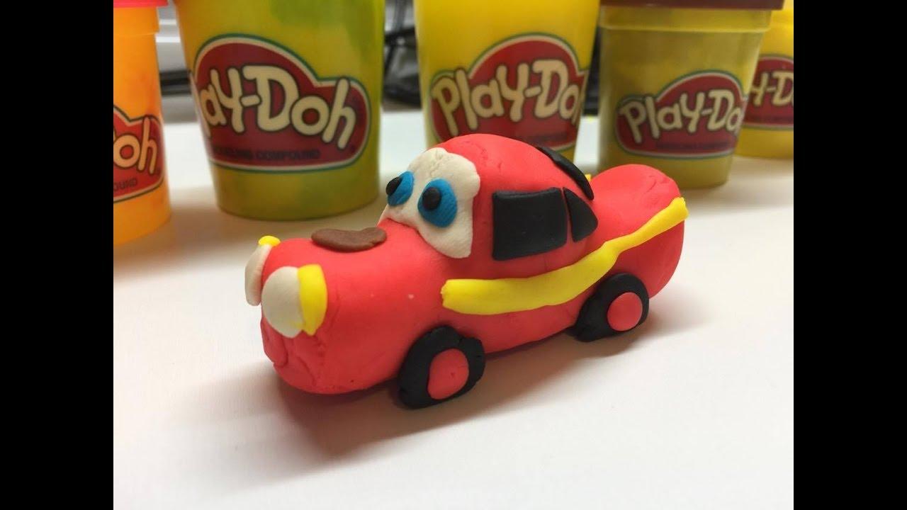 Lightning Mcqueen Toys العاب سيارات للاطفال كرتون كارز ماكوين لعبة سيارات سباق Youtube