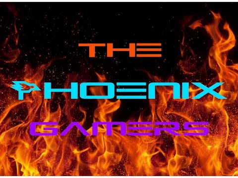 The Phoenix Gamers Intro!