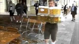 Beer Carrying World RECORD FAIL!