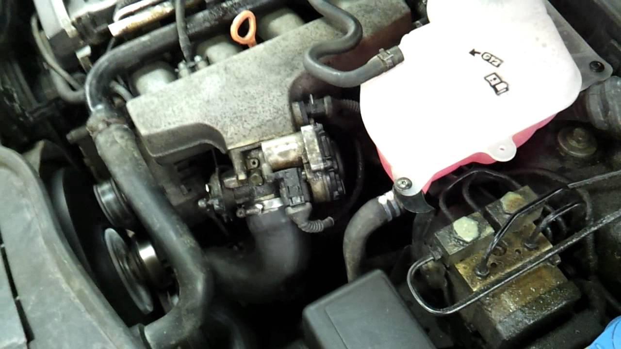 2011 vw jetta engine diagram  99 1 8t passat b5 idle problems youtube   99 1 8t passat b5 idle problems youtube