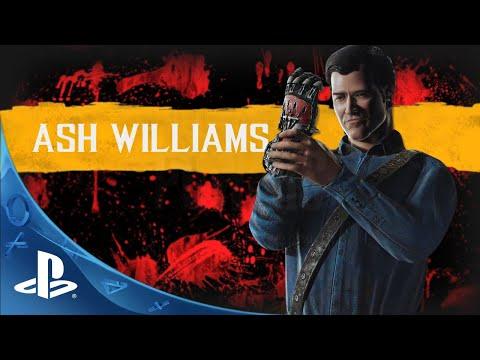 Mortal Kombat 11 – Official Ash Williams Teaser Trailer