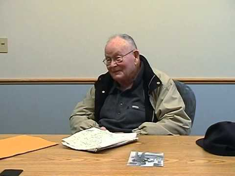 Oral History Interview with Howard J. Marsh, WWII Veteran