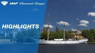 Stockholm 2017 Highlights - IAAF Diamond League