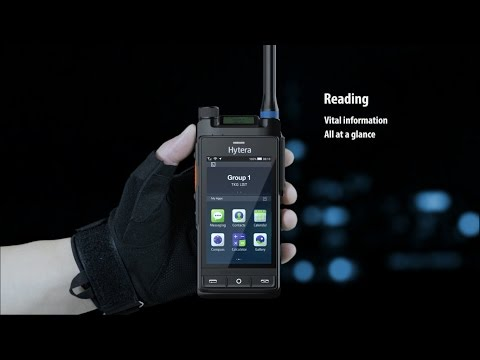 Hytera Multi-mode Advanced Radio