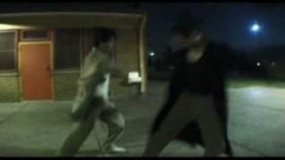 Kid Gusto vs The Matrix (2001) - By ZeroGravity Stunt Team
