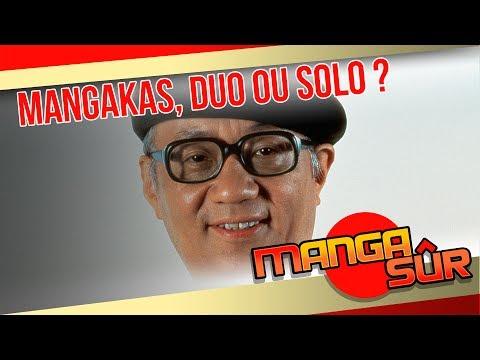 Les mangakas, meilleurs en solo ou duo ? [Ep30#2]