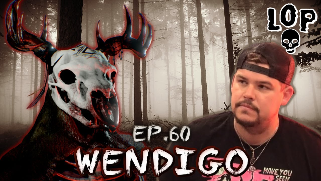 The Terrifying Wendigo: A Cannibalistic Creature Of The Forests - Lights Out Podcast #60