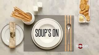 Gourmetiquettes Soup Tip