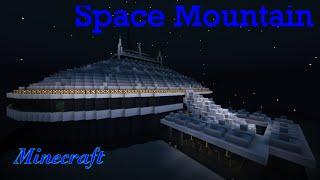 2018.8.7 撮影 【Minecraft】スペースマウンテン Space Mountain マイン...
