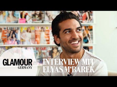 GLAMOUR  I Elyas M'Barek über Tinder, Kinder und Neurosen